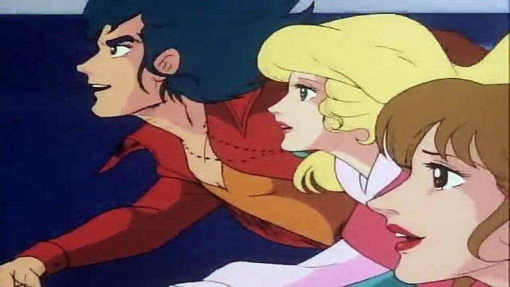 Daitarn 3 anime anni 80