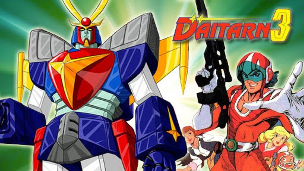 Daitarn 3 Robot daitan