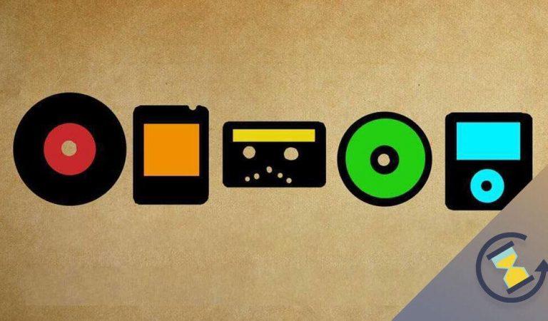 Come è cambiato: l'evoluzione dei dispositivi musicali dal fonografo a Spotify