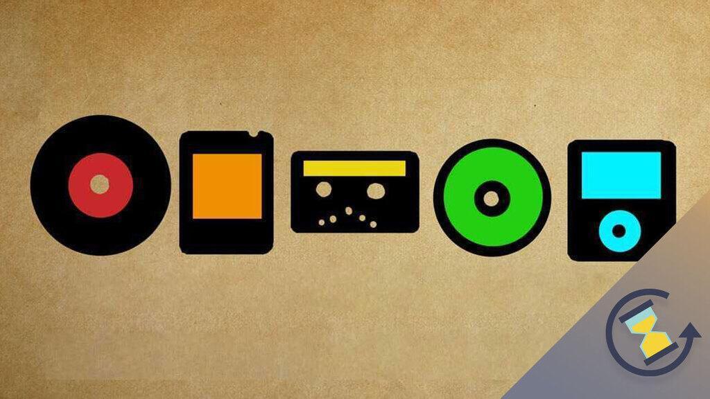 Come è cambiato: l'evoluzione dei dispositivi musicali dal fonografo a Spotify thumbnail