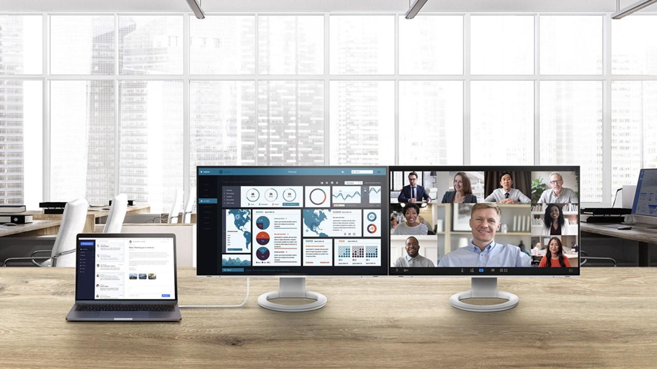 I nuovi monitor di EIZO dedicati alla produttività thumbnail