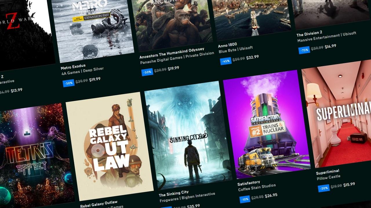 Epic Games Store: primo fix per il bug delle temperatura della CPU thumbnail