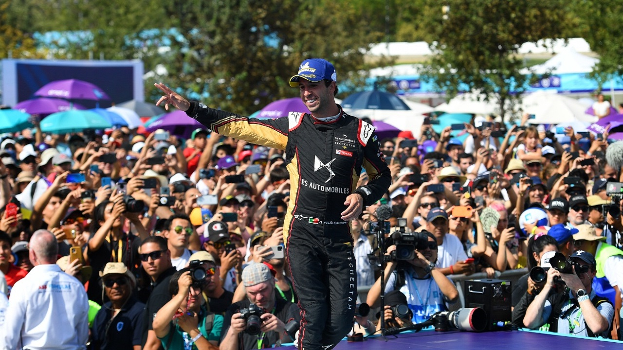 BBC e Formula E annunciano una nuova partnership thumbnail