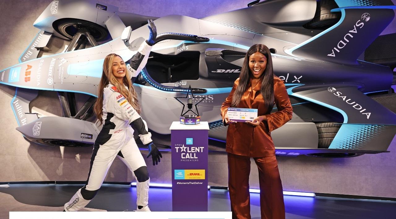 Formula E: si conclude l'Open Talent Call for Presenters thumbnail