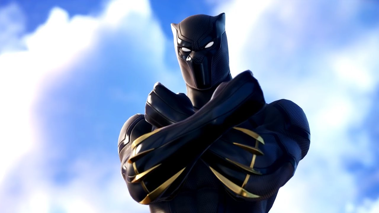 Il regno di Wakanda arriva in Fortnite con Black Panther thumbnail