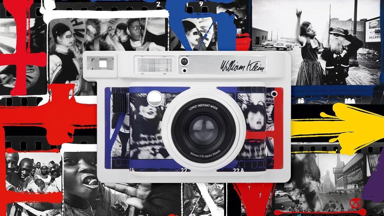Lomography e William Klein lanciano una Fotocamera Istantanea in edizione limitata thumbnail
