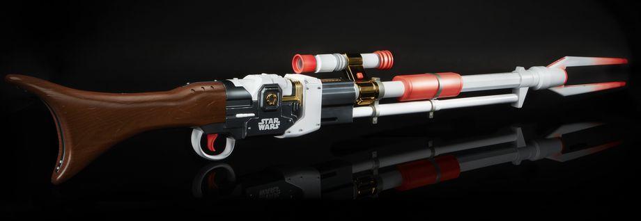 The Mandalorian fucile