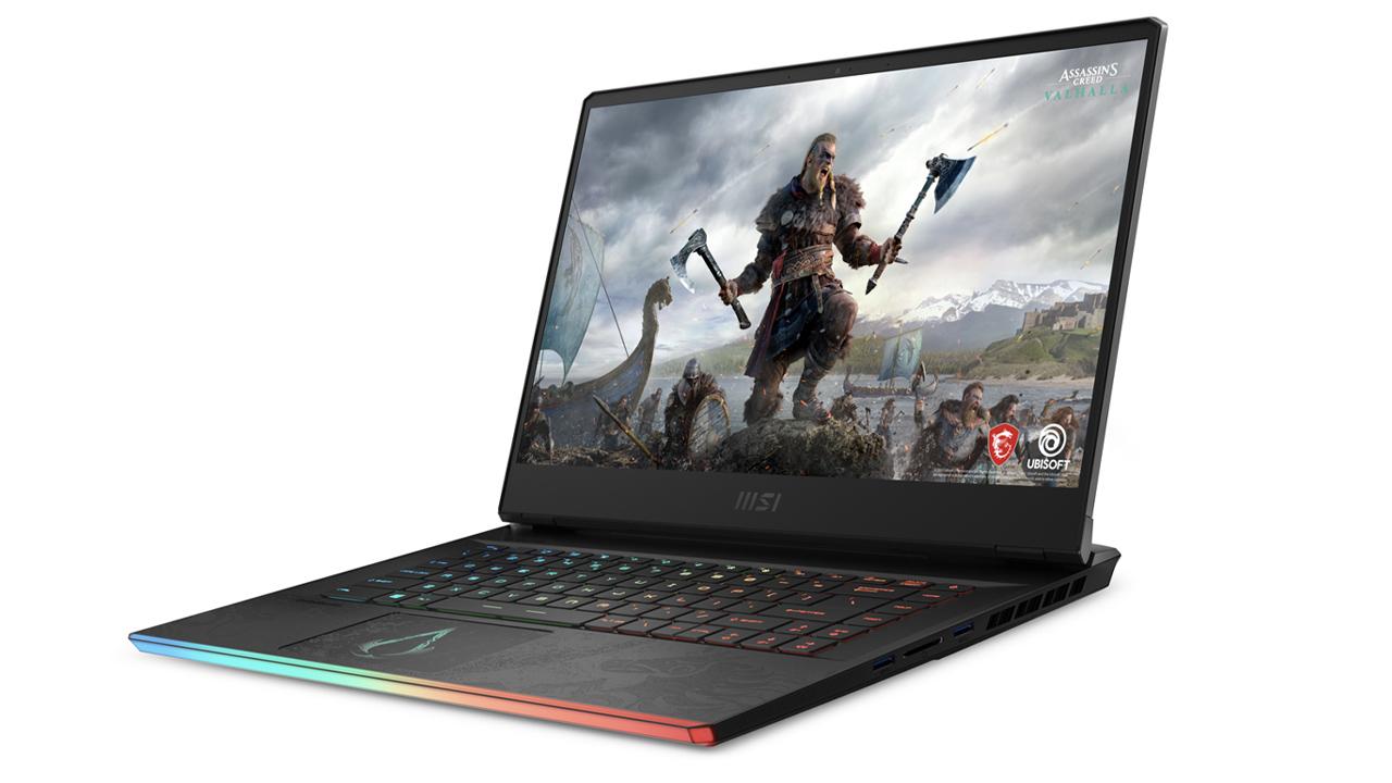 gaming laptop MSI GE66 Raider Valhalla Edition