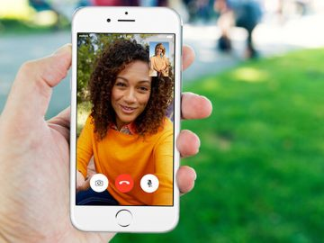 iOS 14.2 FaceTime