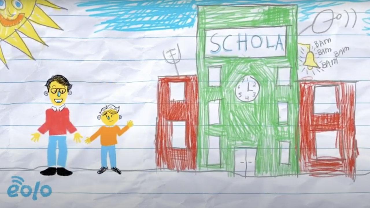Tecnologica e sostenibile: ecco la Scuola del Futuro secondo 20mila studenti thumbnail