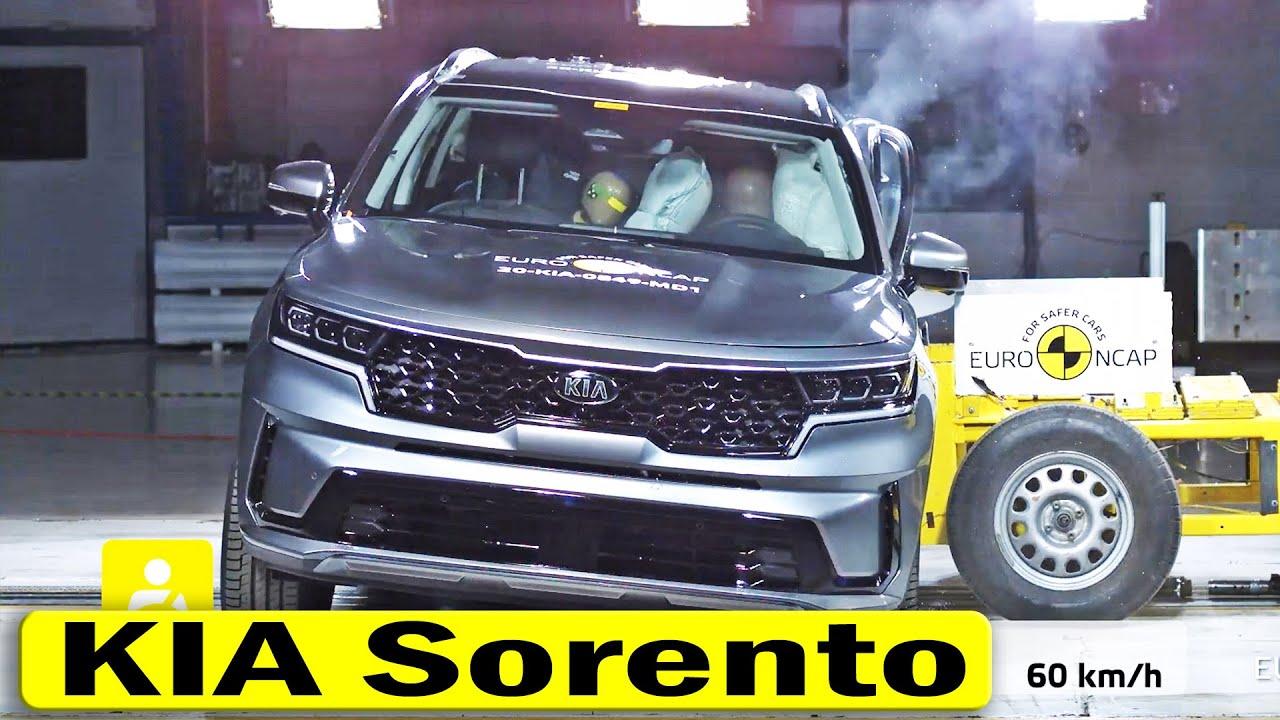 Kia Sorento: cinque stelle per la sicurezza del nuovo SUV thumbnail