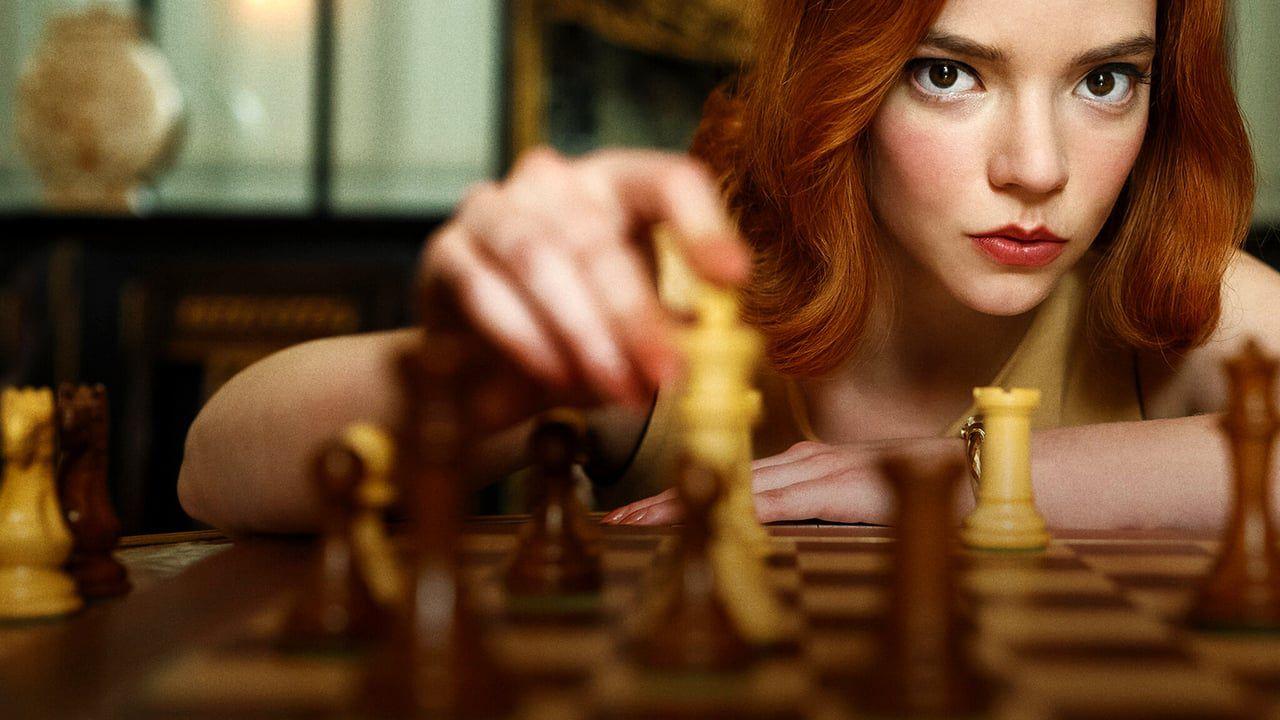 Gli scacchi sono tornati di moda grazie a Netflix thumbnail