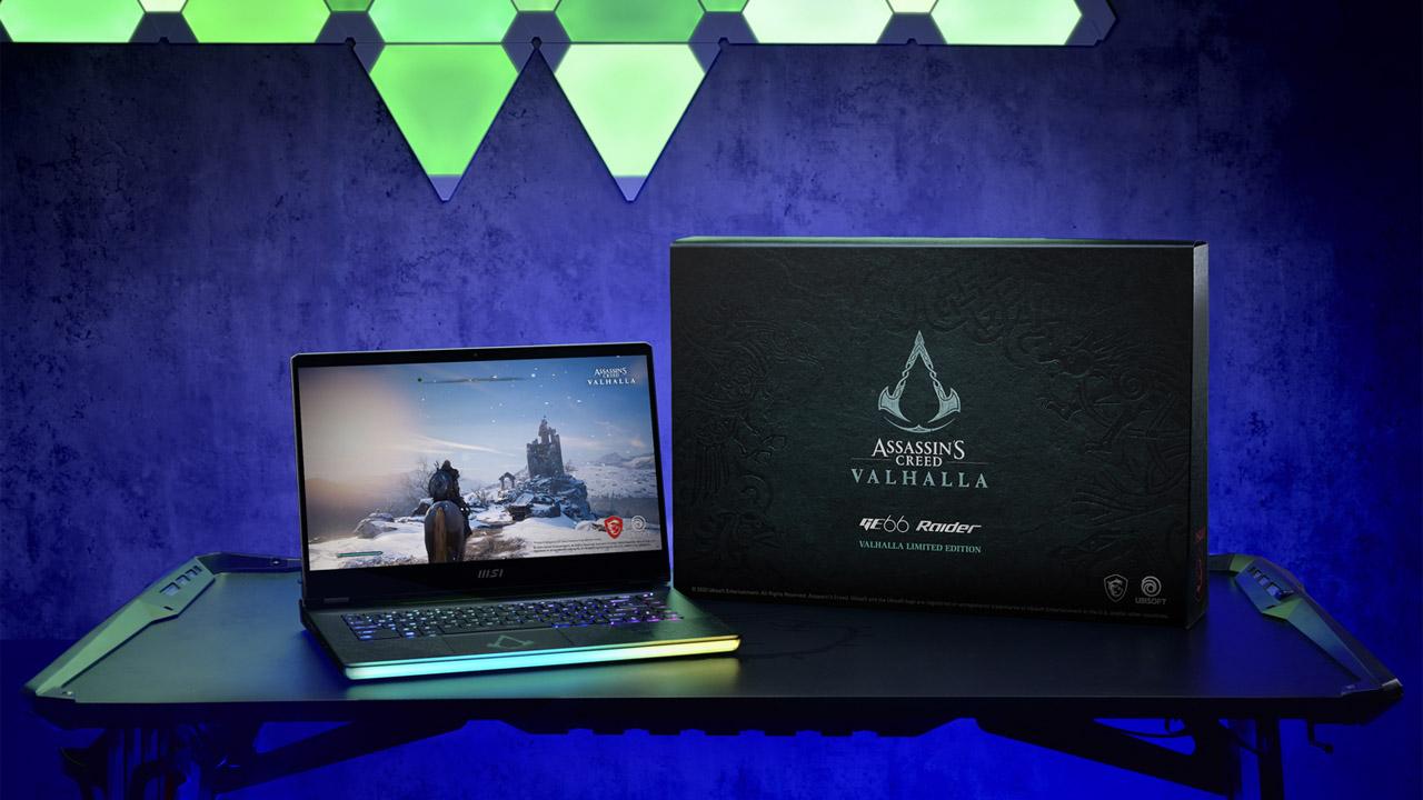 Arriva in Italia il gaming laptop di MSI Valhalla Edition thumbnail