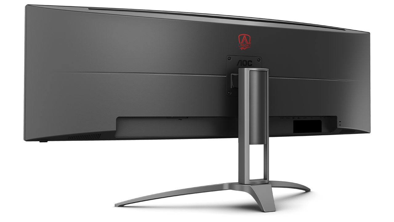 monitor aoc super-wide AG493UCX