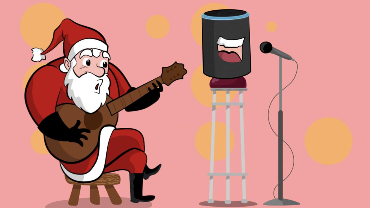 Alexa, chiama Babbo Natale! thumbnail
