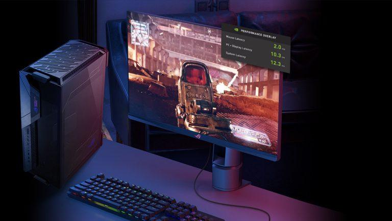 nuovo monitor asus rog PG259QNR