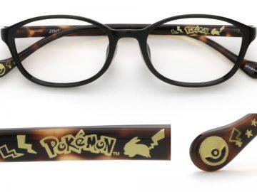 occhiali pokémon