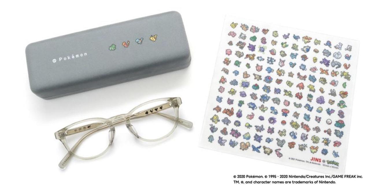 occhiali pokémon kanto