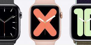Su Amazon oltre 300 € di sconto per l'Apple Watch Series 5  Spunta una nuova offerta per l'Apple Watch Series 5, in vendita con uno sconto di oltre 300 €