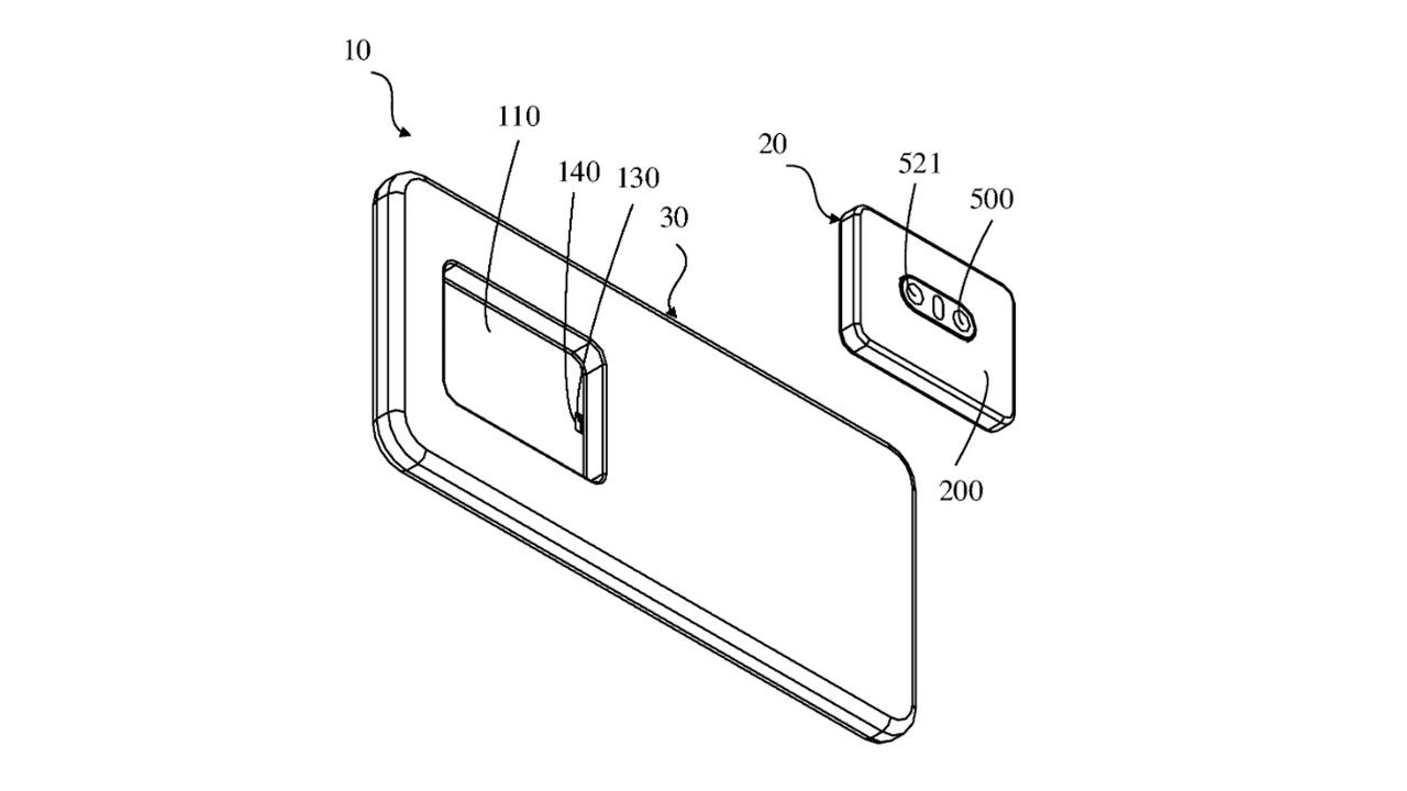 Oppo brevetta una fotocamera modulare per smartphone thumbnail