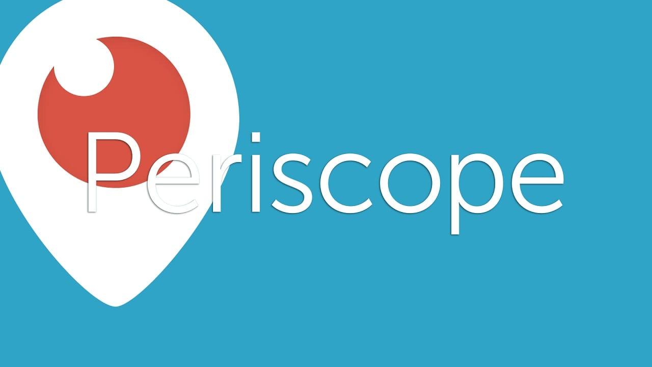 Periscope chiude l'applicazione (ma rimane parte di Twitter) thumbnail