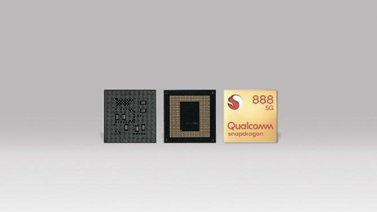 piattaforma mobile 5G qualcomm snapdragon 888