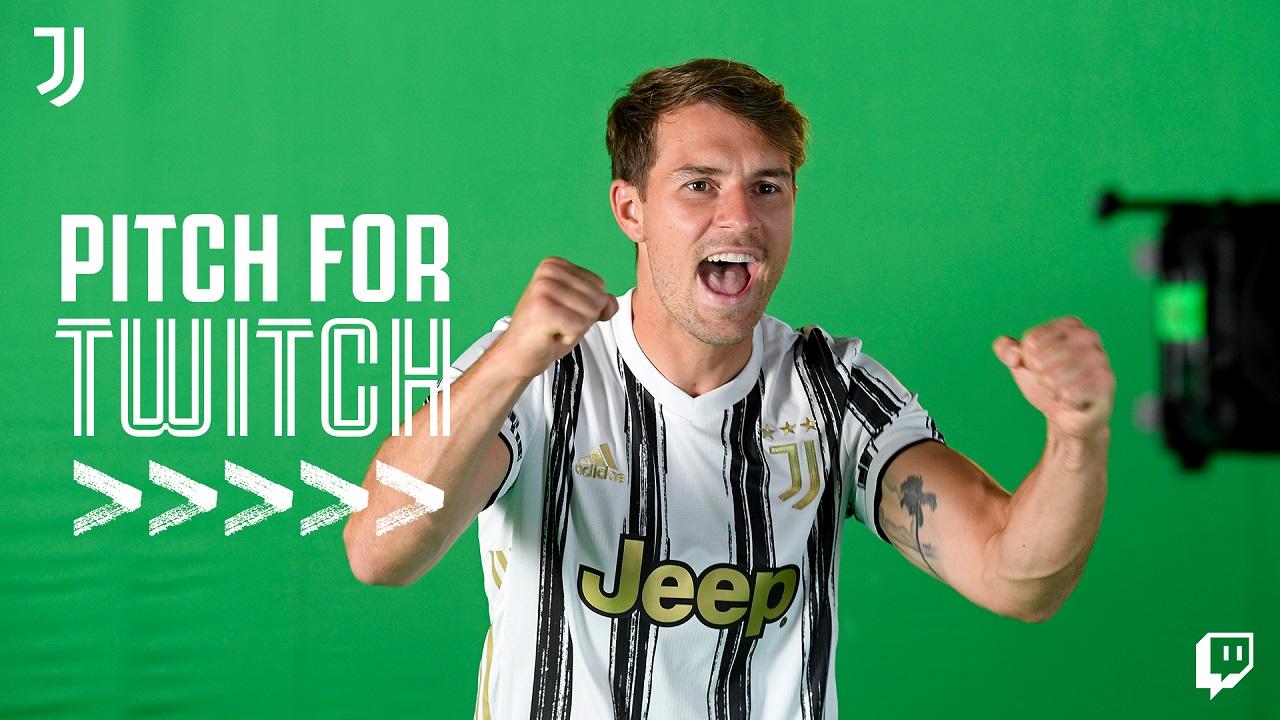 La Juventus cerca un presentatore con Pitch for Twitch thumbnail