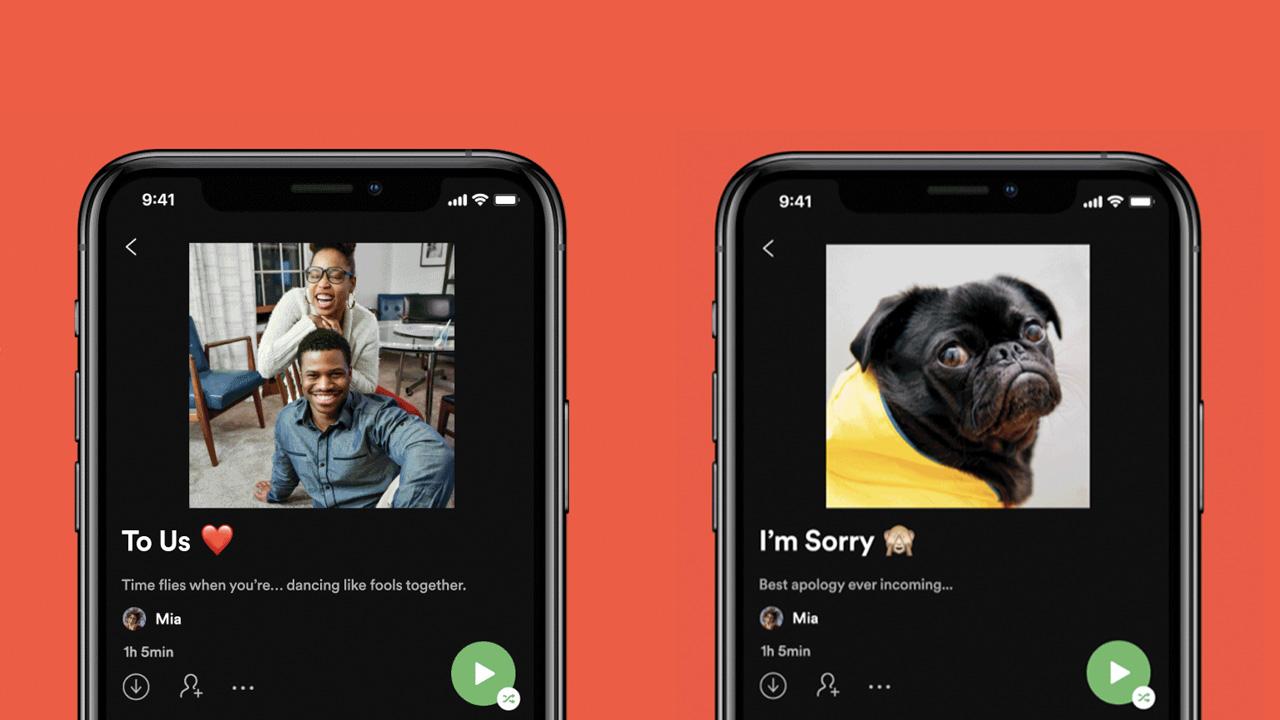 Ora è possibile personalizzare le proprie playlist direttamente dall'app Spotify thumbnail