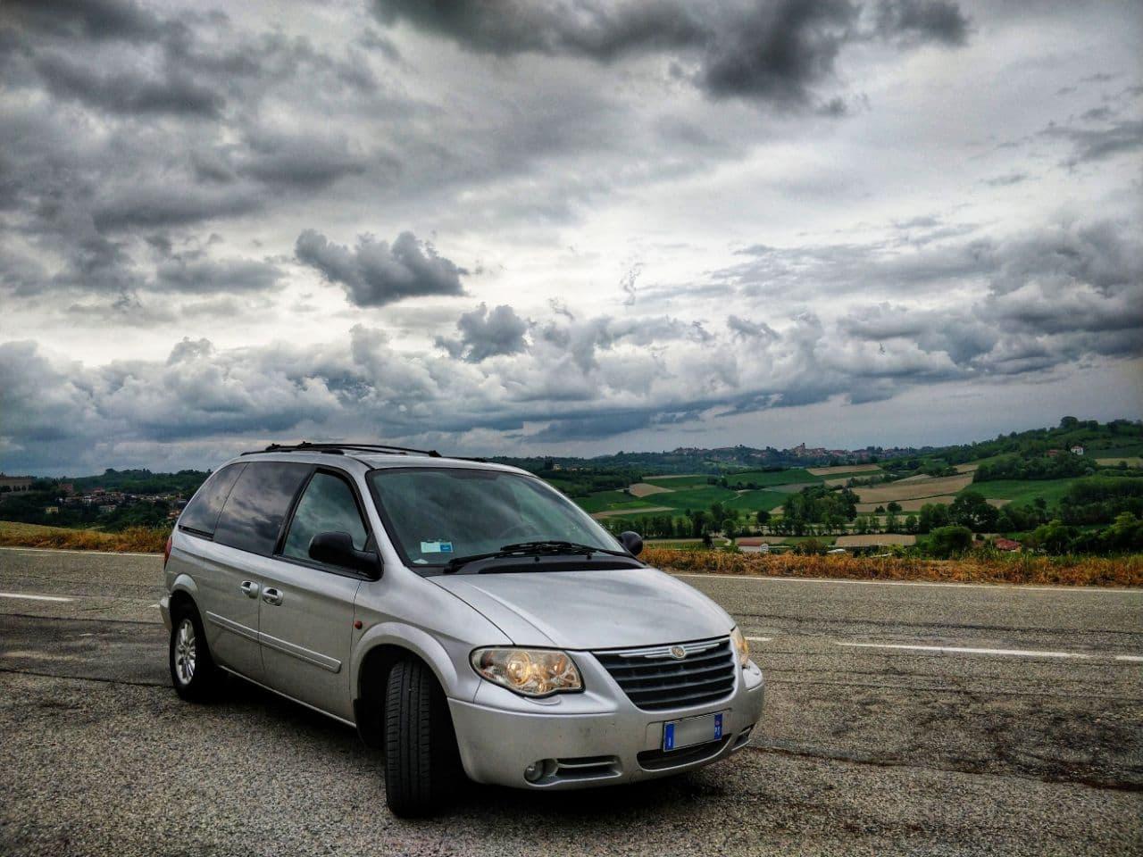 minivan macchine americane