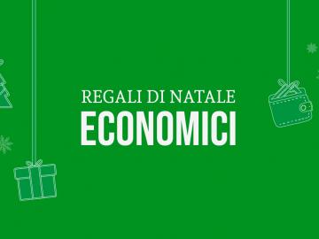 regali di natale economic