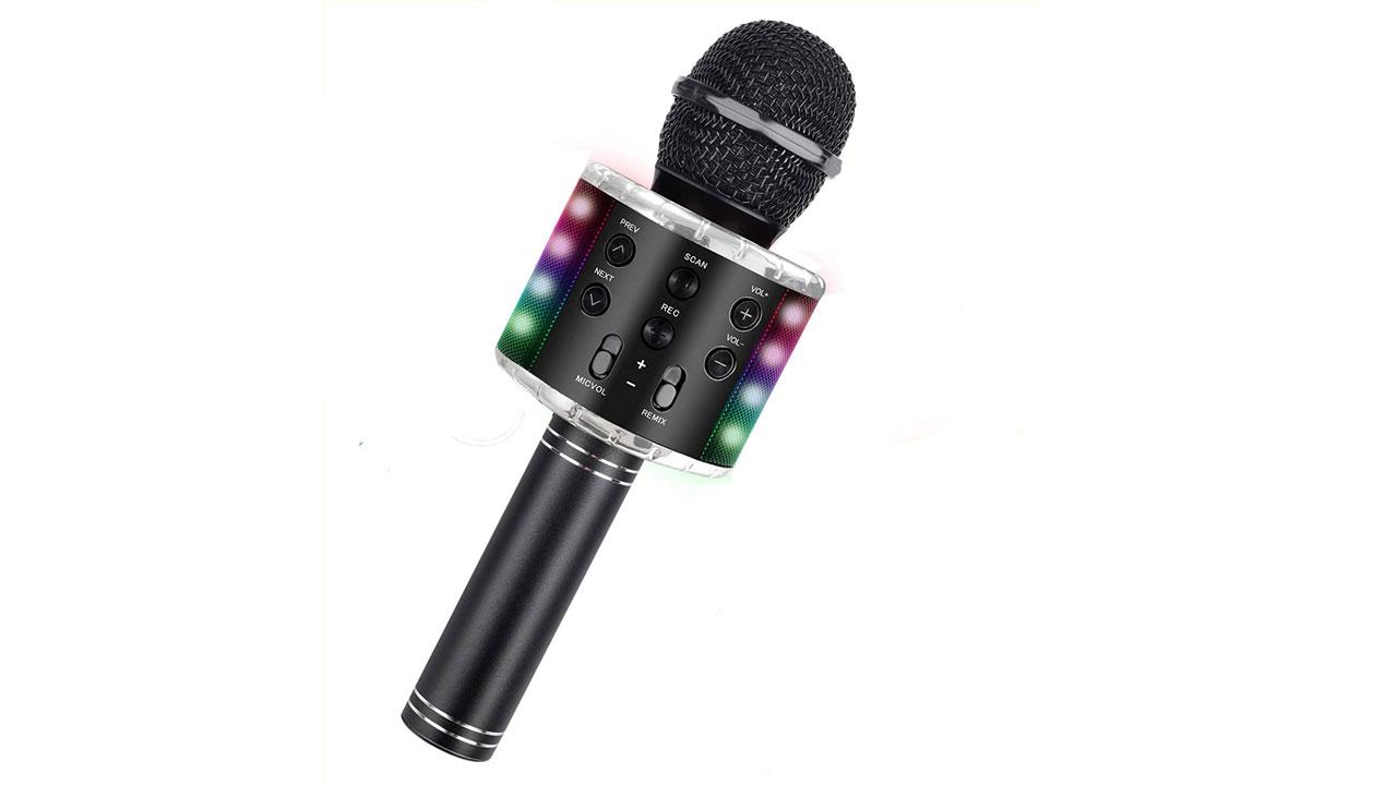 regali di natale economici microfono