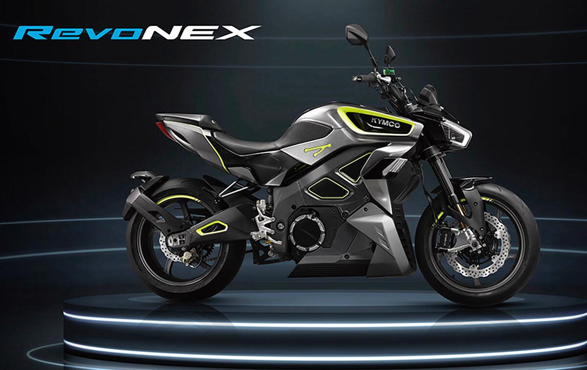La moto elettrica Kymco RevoNEX sarà prodotta in Italia thumbnail