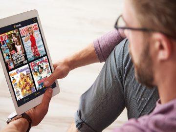 riviste digitali più lette readly