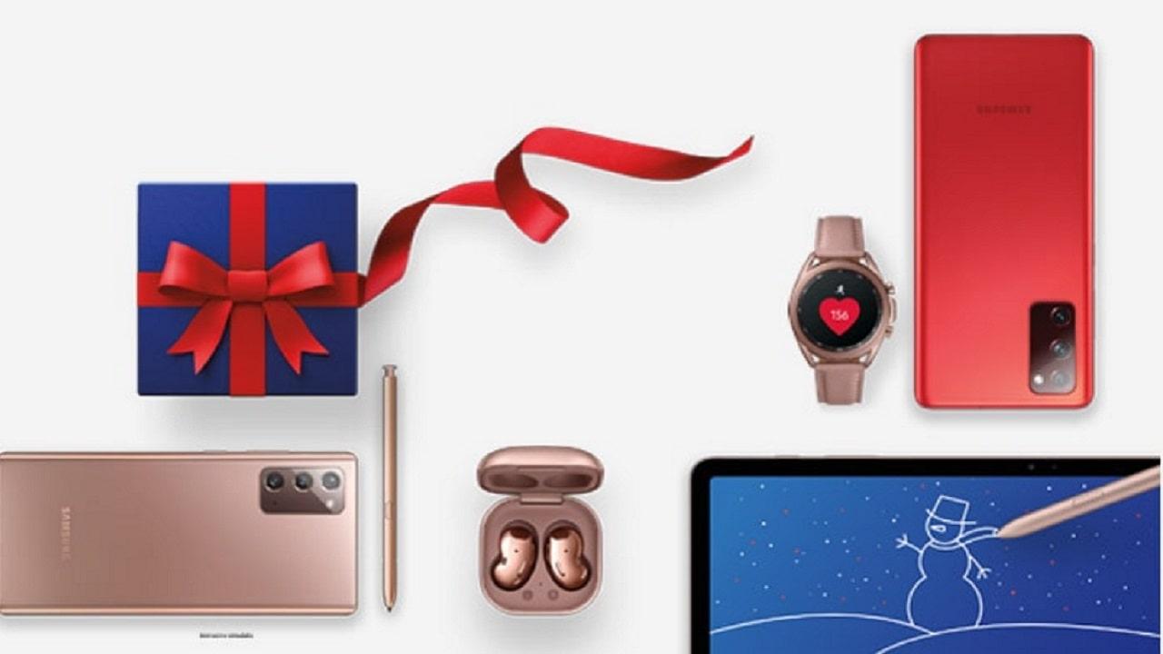 """Per Natale, """"Regala Galaxy a chi ami"""" con l'offerta di Samsung thumbnail"""