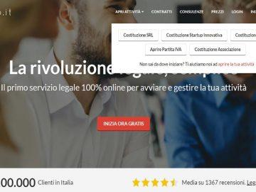 servizi legali online lexdo.it
