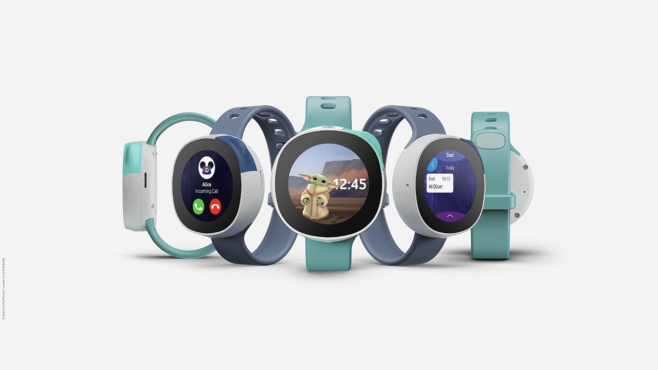 Neo, lo smartwatch per bambini con gli iconici personaggi Disney thumbnail