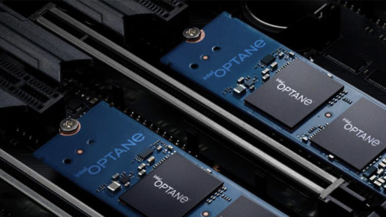 Intel annuncia alcuni SSD di nuova generazione thumbnail
