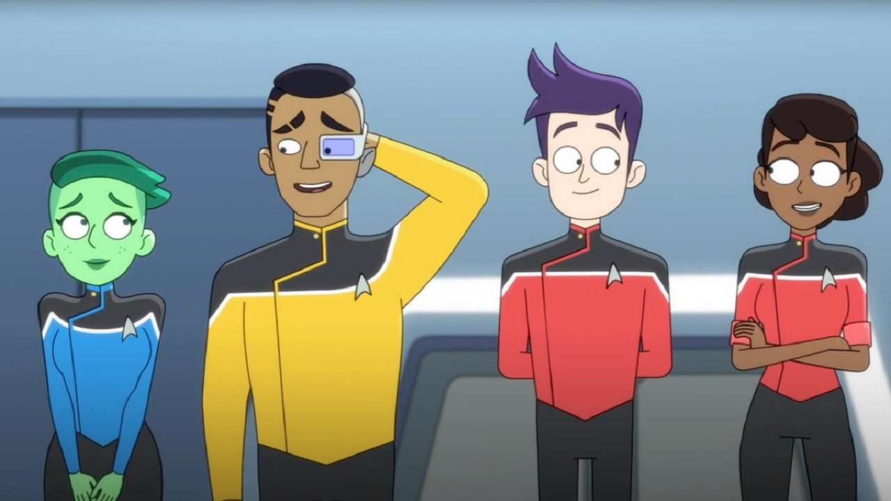 Star Trek: Lower Decks arriva su Prime Video thumbnail