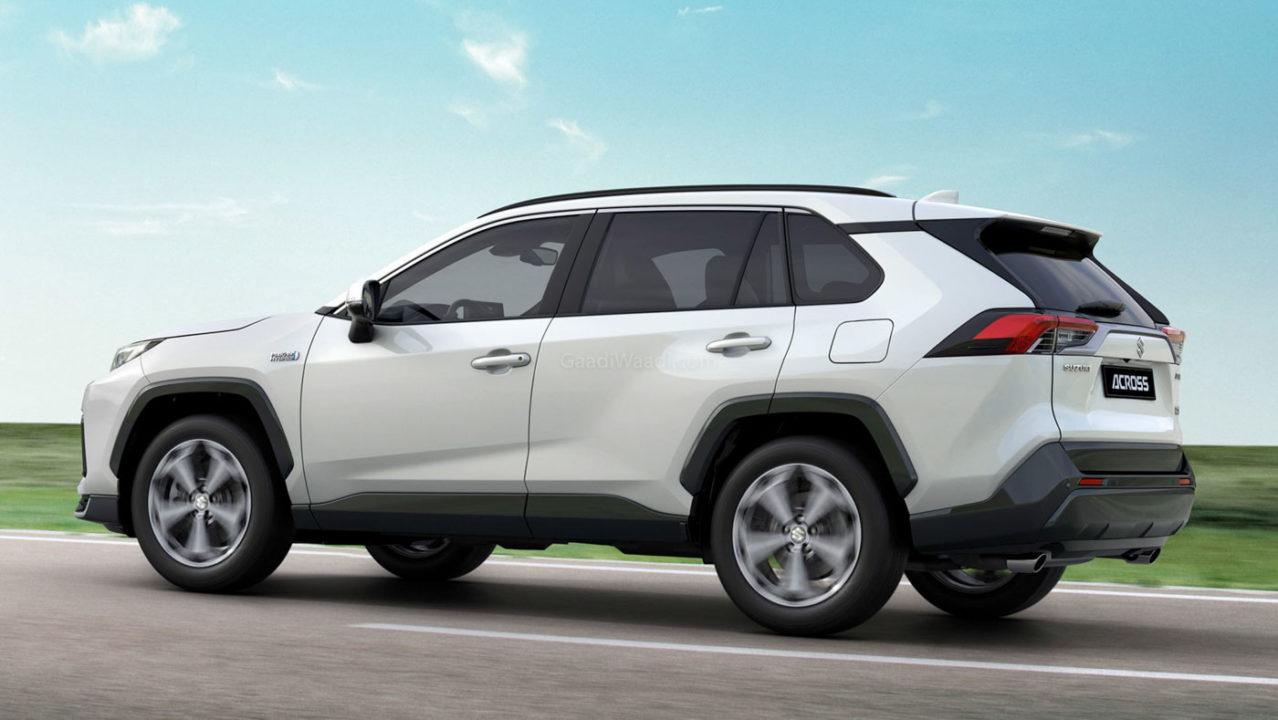Suzuki punta al segmento SUV con la nuova Across Plug-in thumbnail