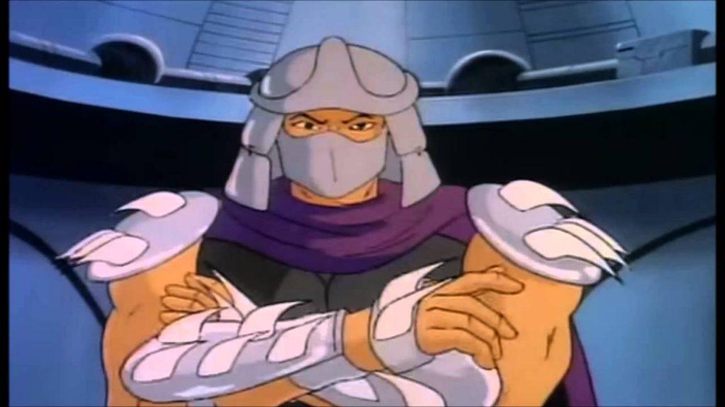 Tartarughe Ninja Shredder