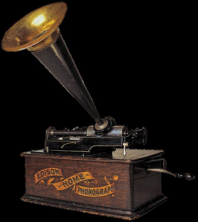 dispositivi musicali fonografo