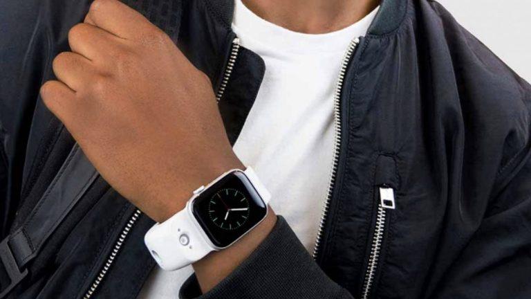 wristcam camera apple watch
