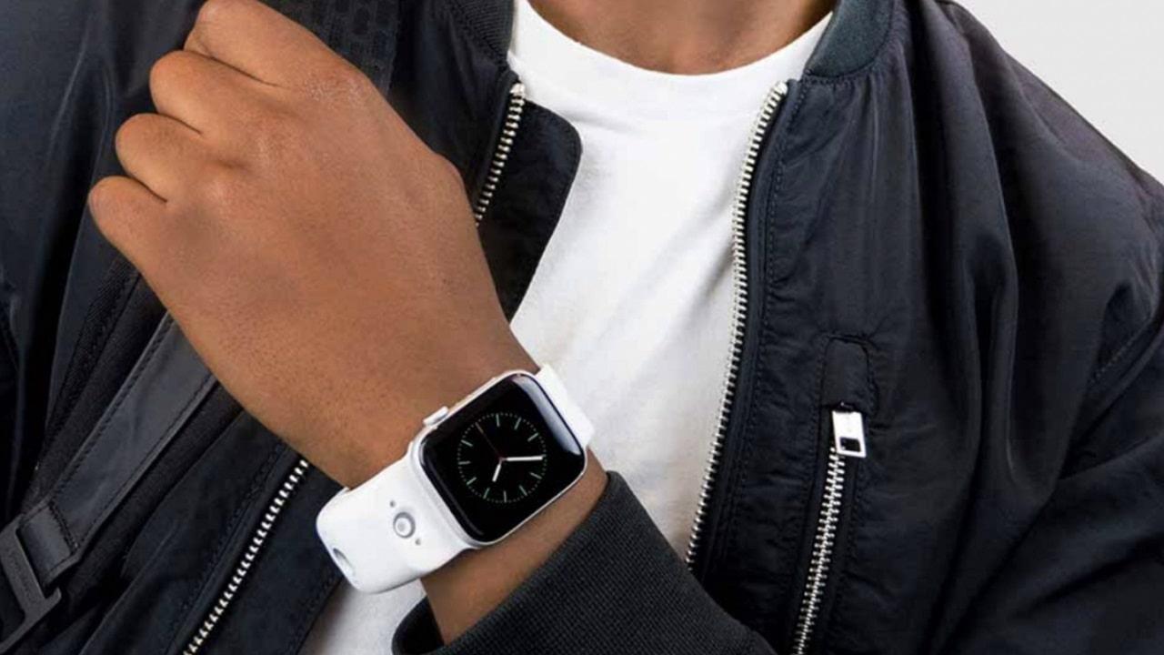 Foto e video con Apple Watch, grazie a Wristcam thumbnail