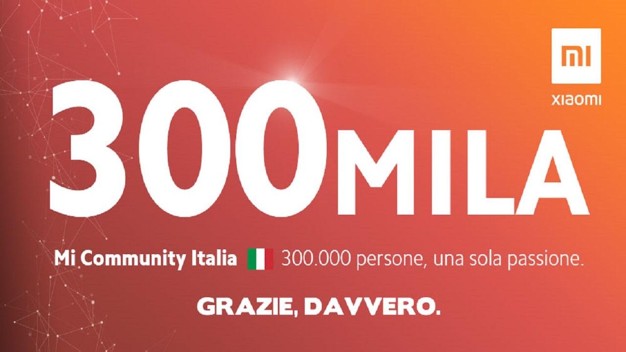 La community di Xiaomi Mi Fan in Italia è da record thumbnail