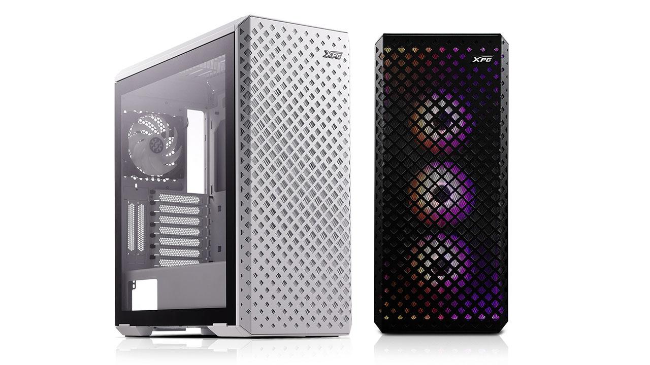 XPG Defender Pro, il nuovo case per PC efficiente e spazioso thumbnail