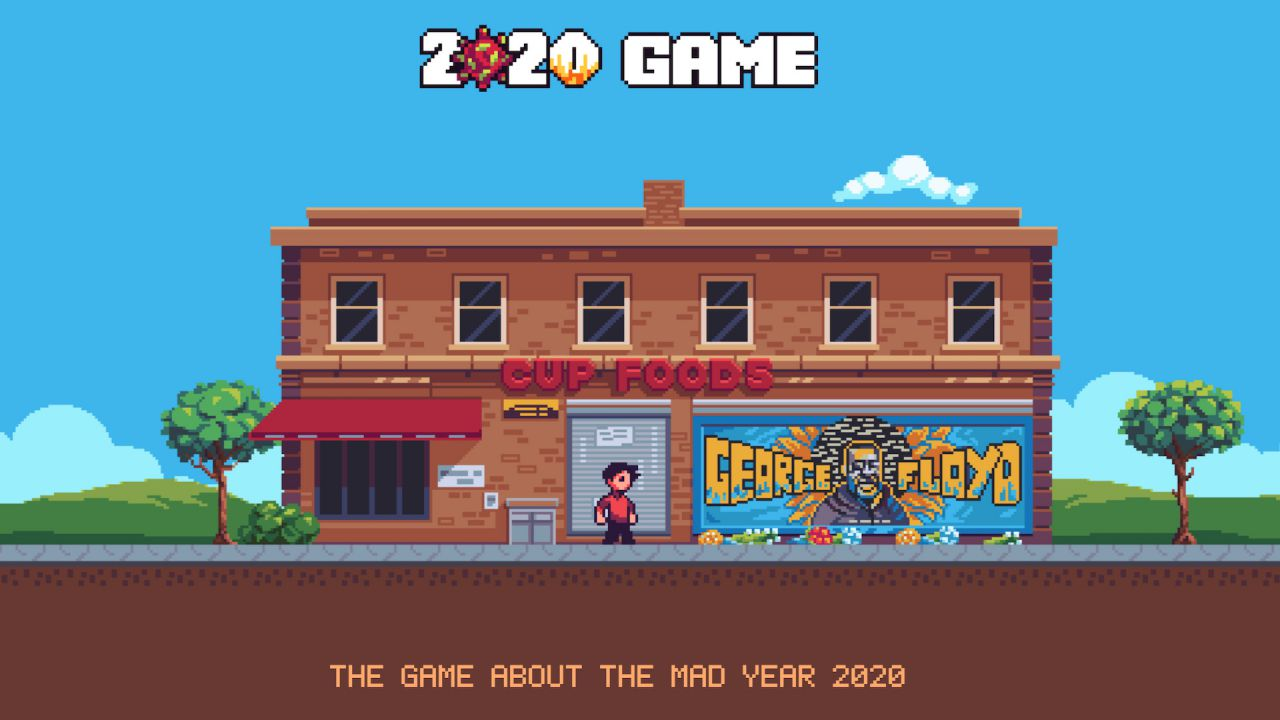 Il 2020 è diventato un videogioco gratuito thumbnail