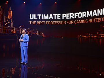 AMD è protagonista al CES 2021