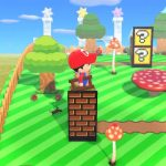 Animal Crossing Super Mario