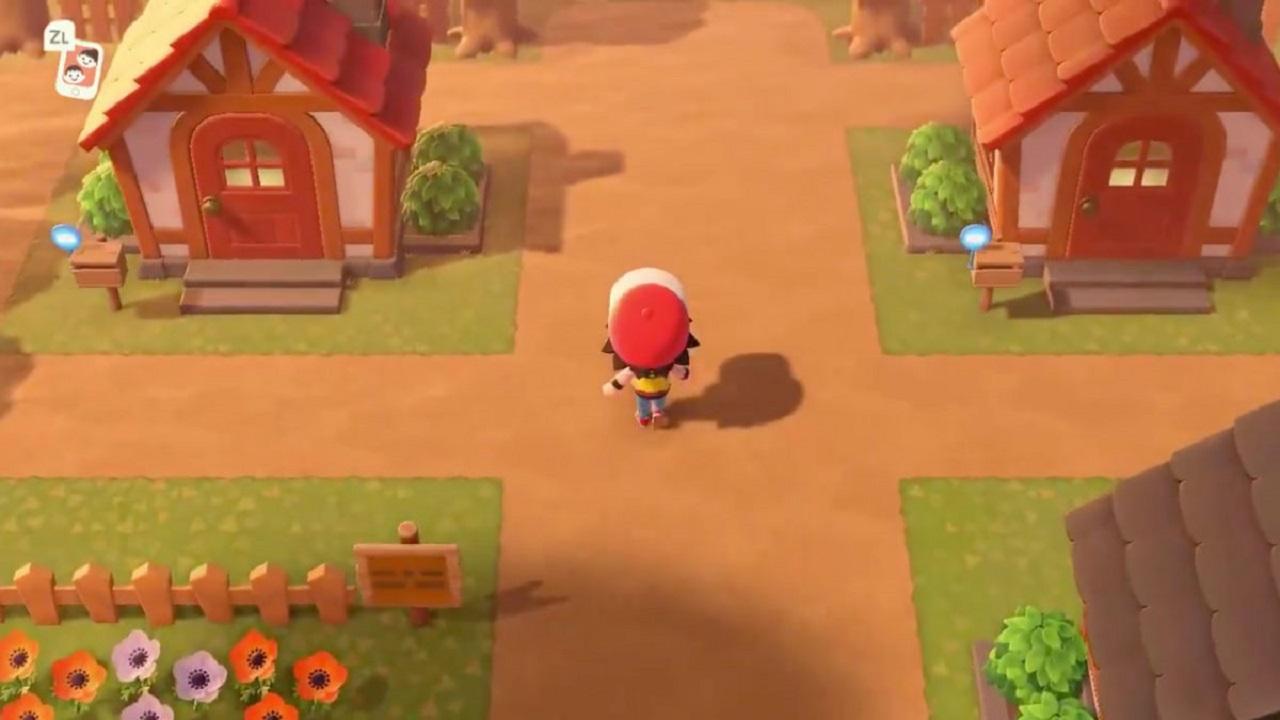 Un fan di Animal Crossing ricrea alla perfezione il Centro Pokémon nel gioco thumbnail
