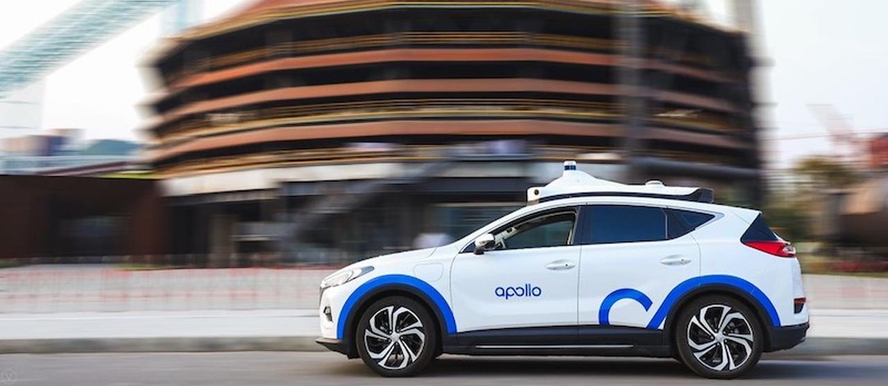 Apollo, i veicoli a guida autonoma di Baidu